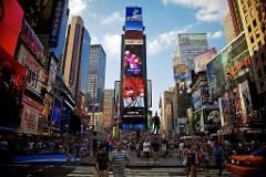 4-hour Private NY City Driving Tour Upper and Mid-town Manhattan for group 1-5 guests