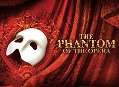 Phantom of the Opera - Wednesday 27th October 2021 via Southern Highlands