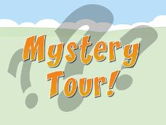Mystery Tour - 14th March 2019