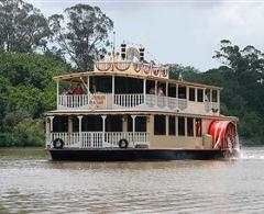 Xmas Luncheon on the Nepean Belle Paddlewheeler - 12th December 2018