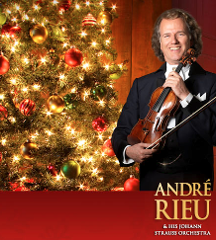 Christmas with Andre Rieu - 21st November 2018