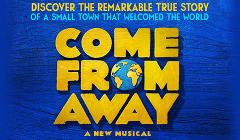 Come From Away - Wednesday 4th November 2020 via Southern Highlands