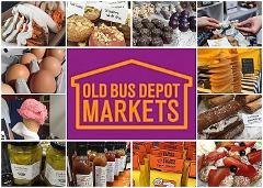 Canberra's Old Bus Depot Markets - 2nd December 2018