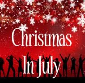 Christmas In July 2019 Images.Xmas In July Luncheon Show Gardens On Forest Friday
