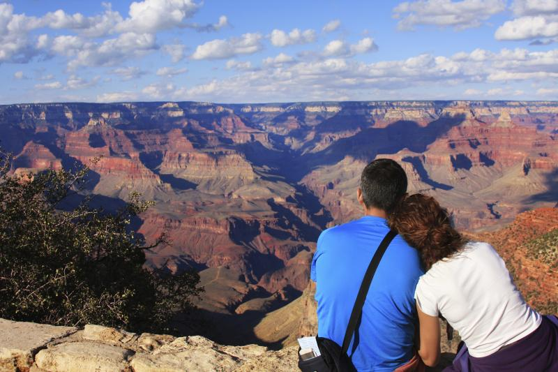 Grand Canyon - South Rim - Deluxe tour
