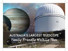 WALKING TOUR - Australia's Largest Telescope with Fred Watson: (Self guided tour App)