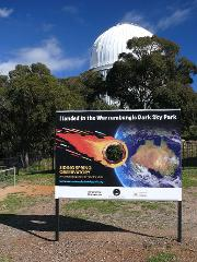 HOP INTO SIDING SPRING - Introduction to site