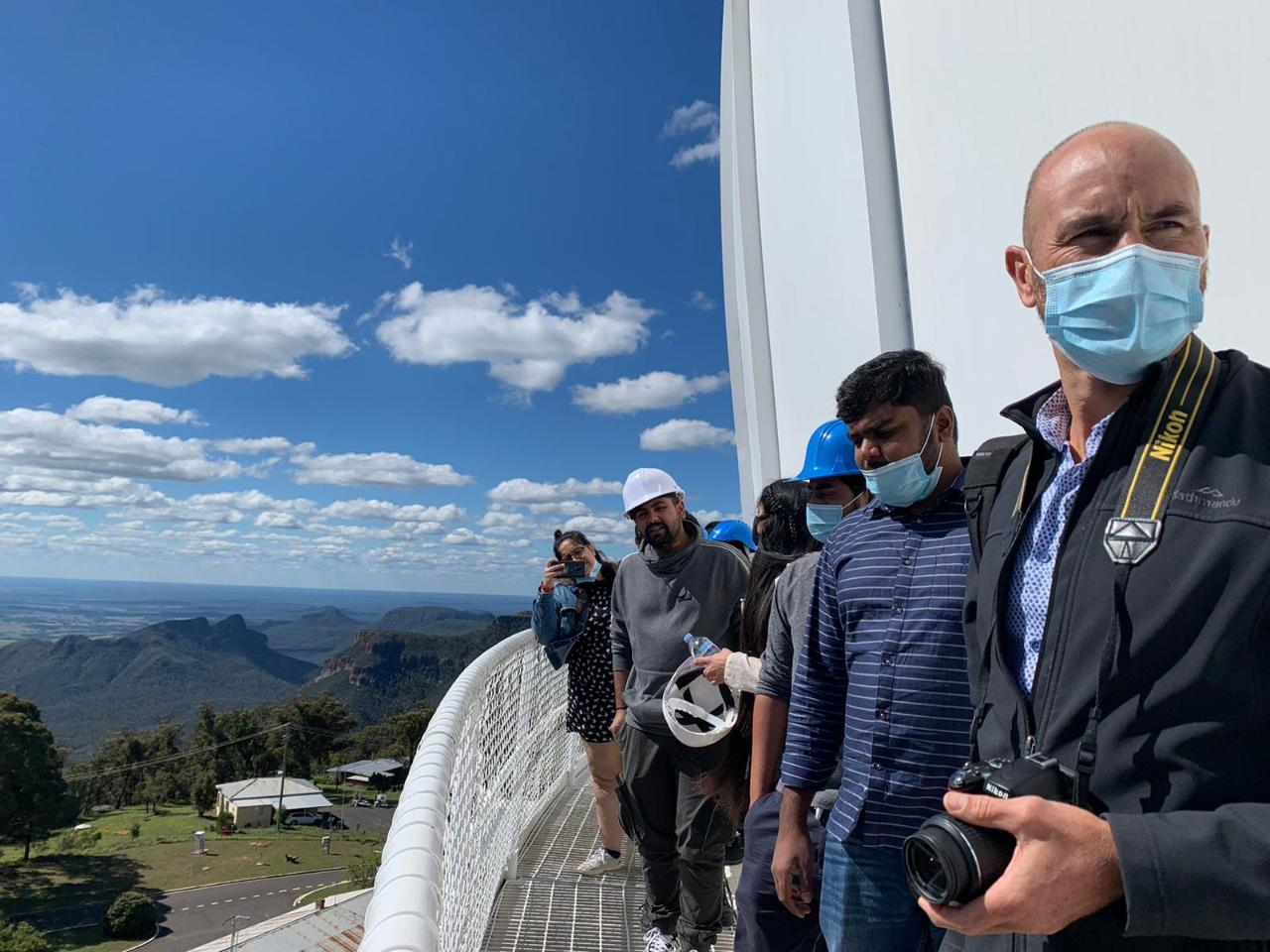 SCHOOL visits to Siding Spring Observatory (Book to Request Dates and Times)