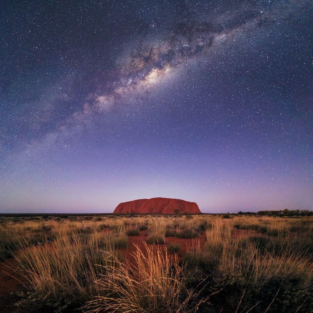 Sky & Telescope – ULURU PostExtension Tour - 9 - 11 Oct   **REGISTRATION**