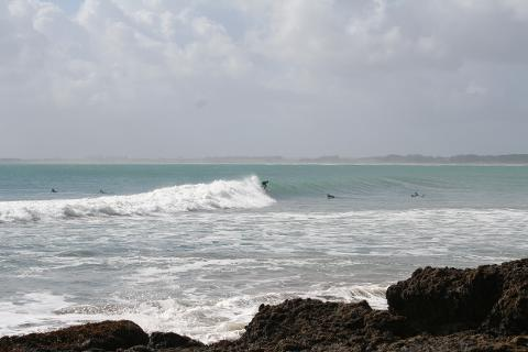 Weekend Surf Search