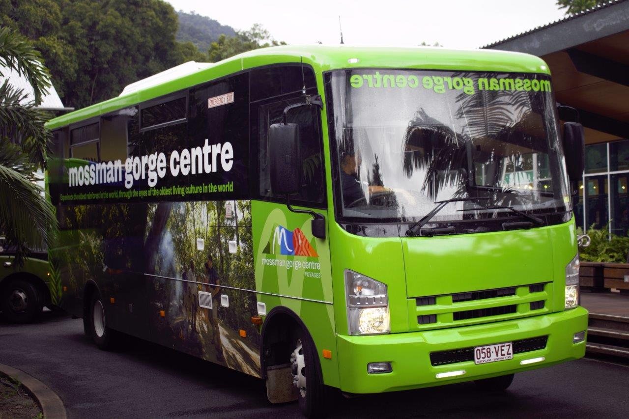 Mossman Gorge Dreamtime Half Day Tour Package (includes pick up and return transfer from all Port Douglas accommodation)