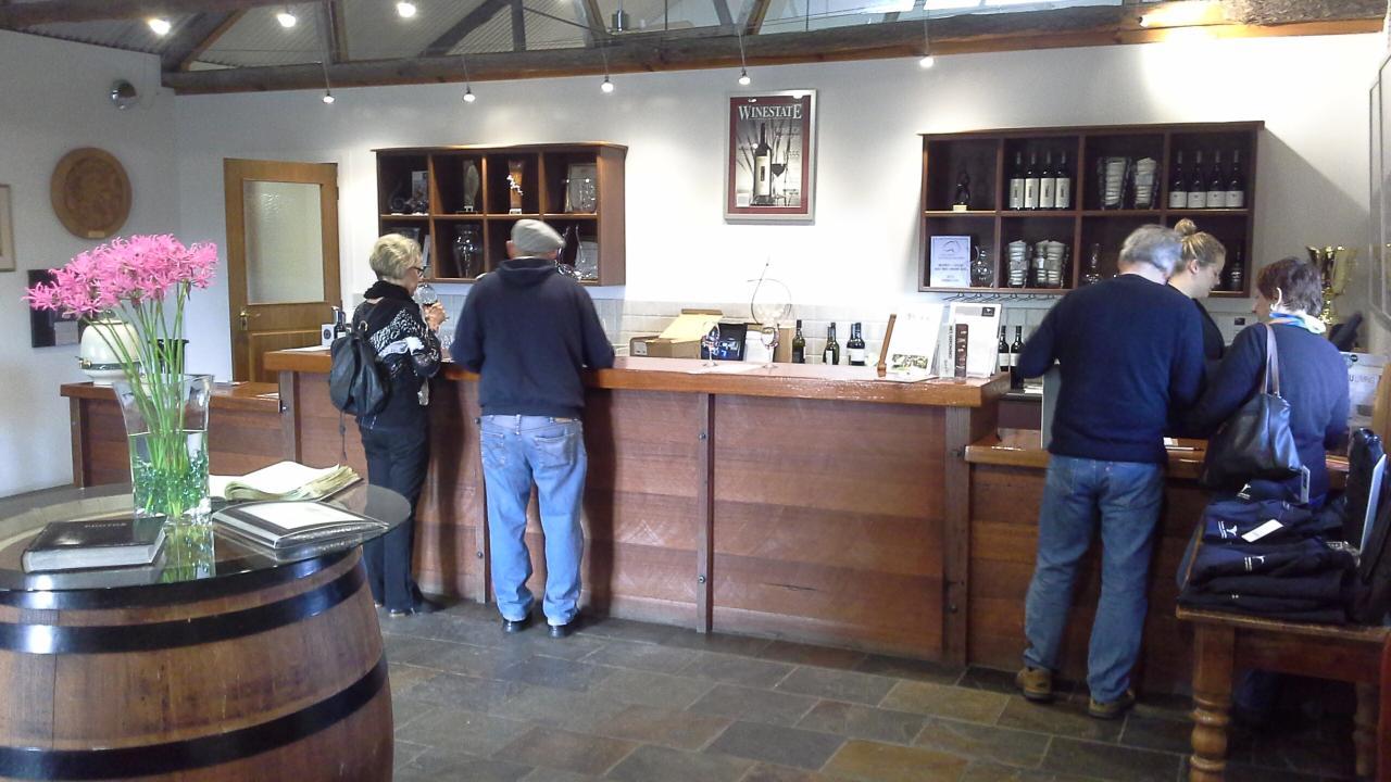 Gourmet Food and Wine Tour -- Langhorne Creek