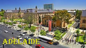 Sightseeing Tour of Adelaide & Surrounds
