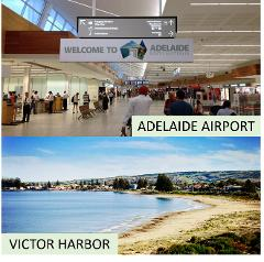 TRANSFERS - Victor Harbor & surrounds