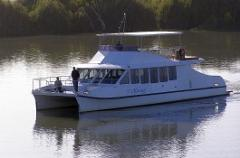 Spirit of Murray Cruise  on the River Murray - EX Adelaide, Glenelg & Hahndorf