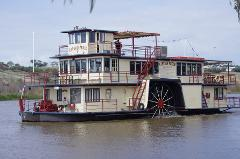Captain Proud Paddle Boat Lunch Cruise & Adelaide Hills/Hahndorf Tour - from $99