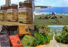 Kangaroo Island Food/Wine & Produce Tour - Full Day (EX Penneshaw)