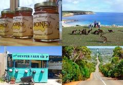 Kangaroo Island Food/Wine & Produce Tour - Half Day (EX Penneshaw)