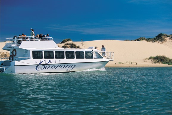 Spirit of Coorong Adventure 6 Hour Cruise - EX Adelaide, Glenelg & Hahndorf