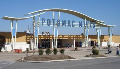 Potomac Mills Shopping Shuttle