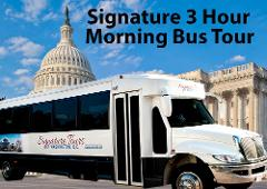 "Signature Tour ""Must See DC"" (3hr morning tour)"