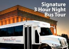 "Signature Tour ""DC Under the Stars"" (3hr night tour)"