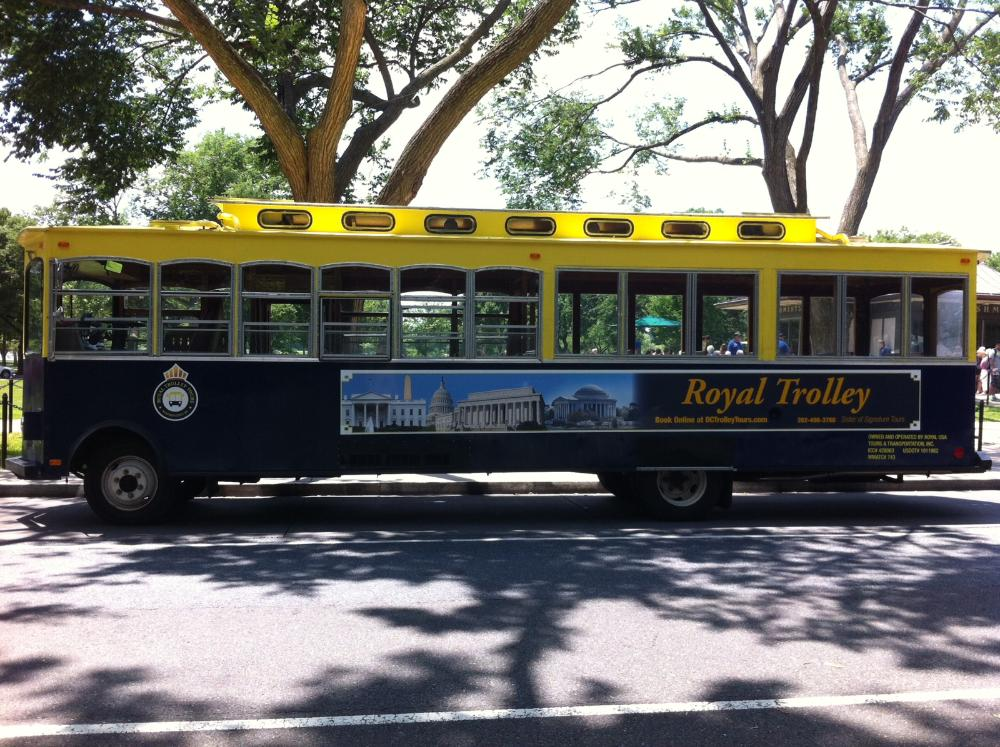 VIP Private Trolley Tour - Little Trolley