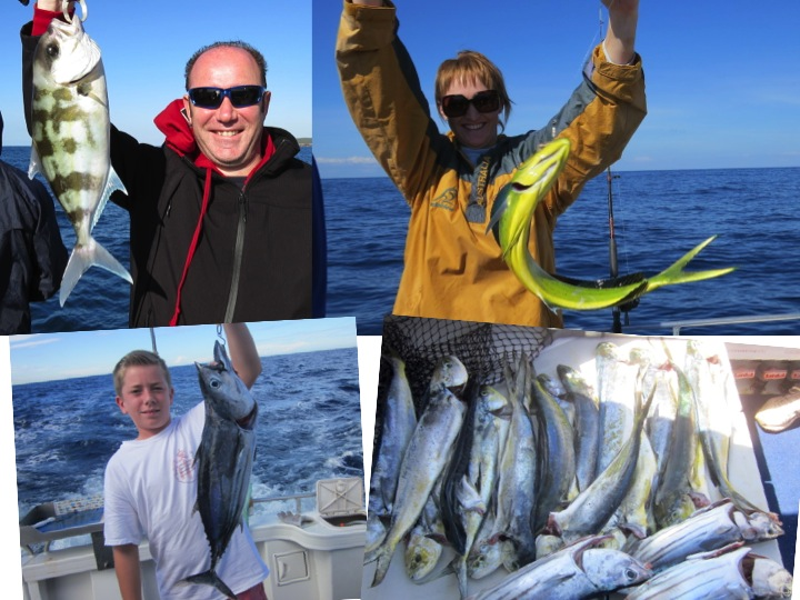 Game or Sport Fishing with Lunch - Full Day