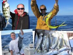 Sport Fishing with Lunch - 7+ Hours