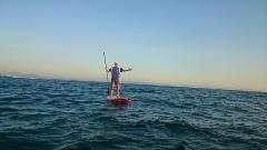 2 Days 1 Night South west gili island explore by SUP