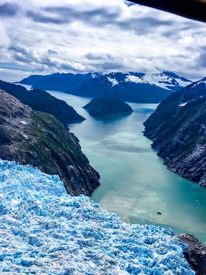 45 Minute Scenic Flight to Aialik Glacier