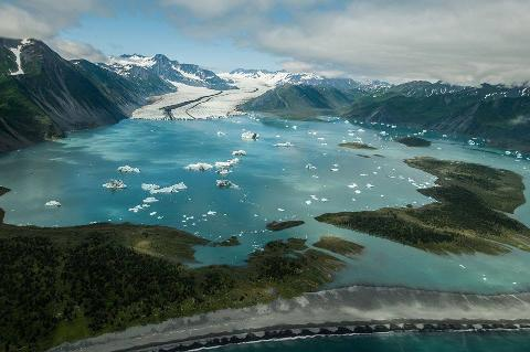 30 Minute Scenic Flight To Bear Glacier