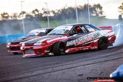 DRIFT BATTLE HOT LAPS
