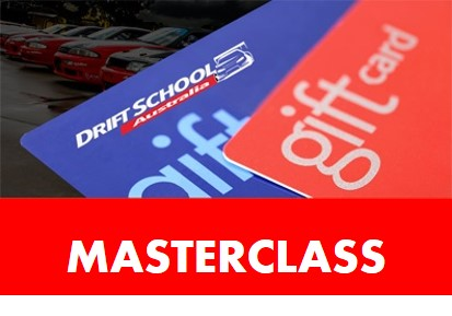 GIFT VOUCHER - DRIFT MASTERCLASS (NSW ONLY)
