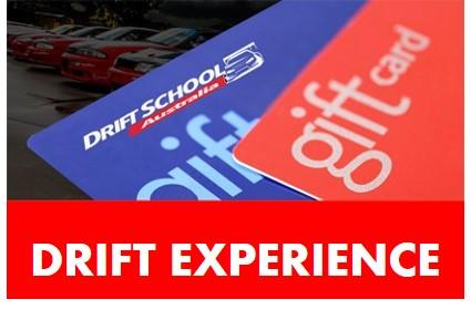 GIFT VOUCHER - DRIFT EXPERIENCE INTRO