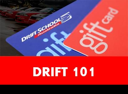 GIFT VOUCHER - DRIFT 101 (NSW ONLY)