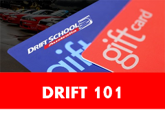 GIFT VOUCHER - DRIFT 101 (NSW ONLY)