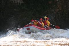 ONE DAY WINTER WHITE WATER RAFTING