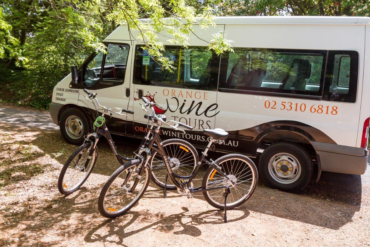 Self Guided Bike Tour