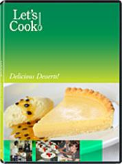 Delicious Desserts Cookbook