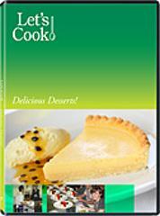 Delicious Desserts Cookbook