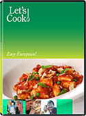Easy European Cookbook