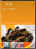 He Cooks Cookbook