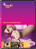 Kids Cook Cookbook