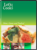 Meat, Game and Poultry Cookbook