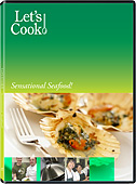 Sensational Seafood Cookbook