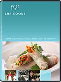 She Cooks Cookbook