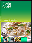 Versatile Vegetarian Cookbook