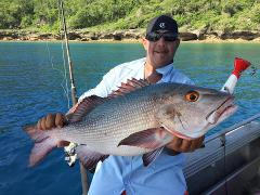 1/2 day Dili Harbour Blue Water Fishing Charter