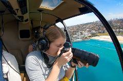 Flight 11b - Aerial Click Sydney Private flight Gift Card (60 Minutes)